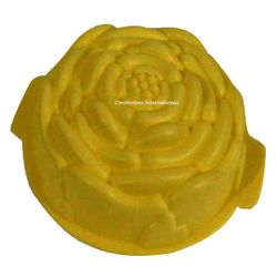 Silicone Molds Online- Silicone Rose Cake Mold