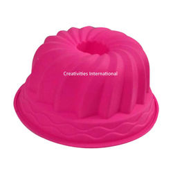 Cake Molds Online  - Bundt Cake Mould (Big)