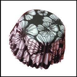 Chocolate Liners Hibiscus Flower Design_8 cm