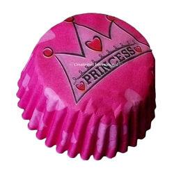 Princess Cupcake Liners (Small)