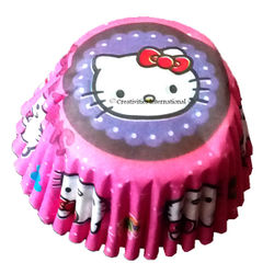 Hello Kitty Cupcake Liners (Small)