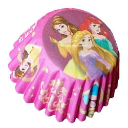 Barbie Cupcake Liners (Small)