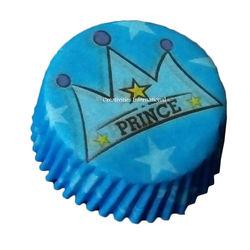 Prince Cupcake Liners (big)