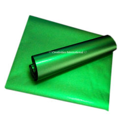 Green matt finishing sheet