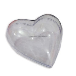 Plastic Heart Shape Mould