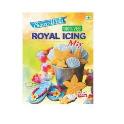 Bakerswhip Royal Icing 500 Gm