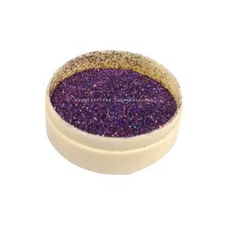 Purple Disco Glitter