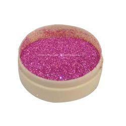 Dark Pink Disco Glitter