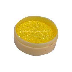 Yellow Disco Glitter