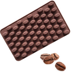 Coffee Beans Silicone Chocolate Mould