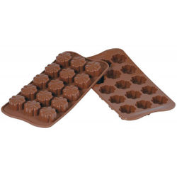 Flower  Silicone Chocolate mould