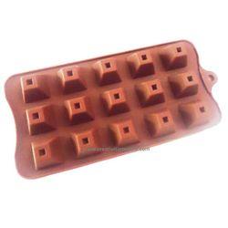 Pyramid Shape Chocolate Mould