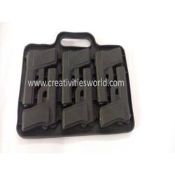 Gun Shape Chocolate Mould