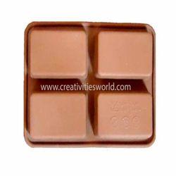 4 cavity Choclate Mould
