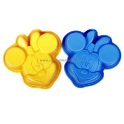 Minnie  Mouse Muffin Mould (set of 2)