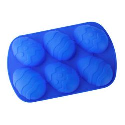Easter Egg muffin mould(silicone)