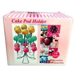 CAKE POP HOLDER (18 POPS)