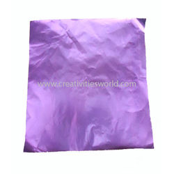 Metalic Purple Sheets