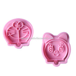 Doraemon & Dorami Cookie Cutter