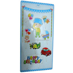 Birthday Theme Stick Set