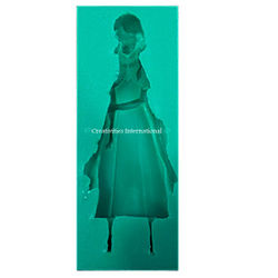 Frozen elsa Doll silicone  mould