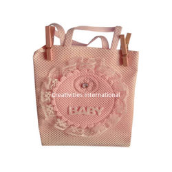 Pink Chocolate Bag