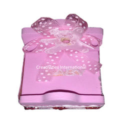 Decorative Pink Baby Bed