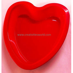 Cake Pan Online - Heart Cake Pan(RED)