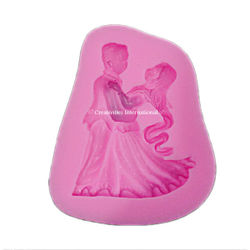 Dancing Wedding Couple Mould