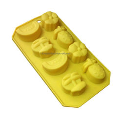 Mix fruit Shape Chocolate Mold