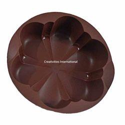 Cake Pans Online - Silicone Flower Tupperware Cake Pan