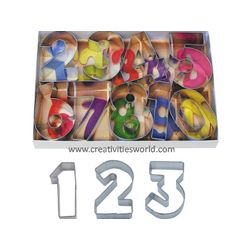 JUMBO NUMBER CUTTERS