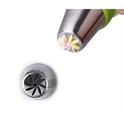 Designer Flower Russian Nozzle (Small Size)