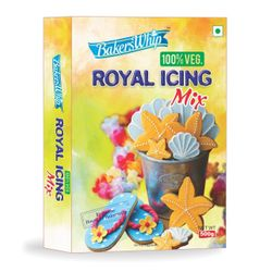 Bakerswhip Royal Icing Mix 100% Veg