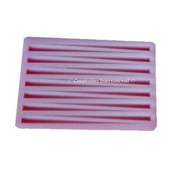 Long Slim Triangle Silicone Garnishing Mat