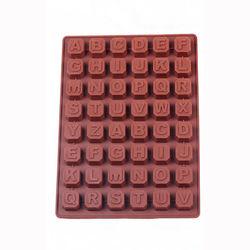 Alphabet chocolate mould-1