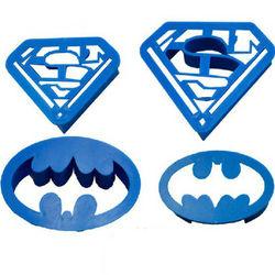 Batman Cookie Cutter Set