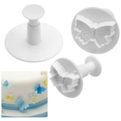 Butterfly Plunger Cutter (set of 3)