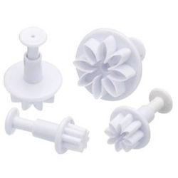 Daisy Flower Plunger Cutter (4 In 1)