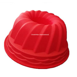 Buy Cake Pans Online - Silicone Bundt Pan (Small)