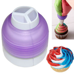 3 in 1 Color Swirl Coupler