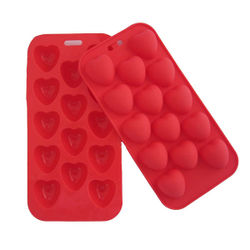 Silicone Heart shape Chocolate mould