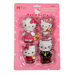 Hello Kitty Cookie Cutter Set