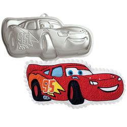 3D Sports Car Cake Tin