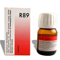 Dr.Reckeweg R89 drops, Homeopathy essential fatty acids for hair loss