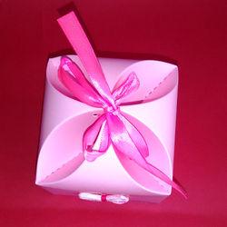 4 Petal Neyon Baby Pink  Box