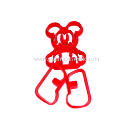 3D Mickey Mouse Cutter