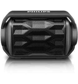Philips BT2200B/00 Portable Bluetooth Speakers (Black) (Unboxed)