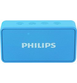 Philips BT64A/94 Portable Bluetooth Mobile/Tablet Speaker  (Blue, 1 Channel) (Unboxed)