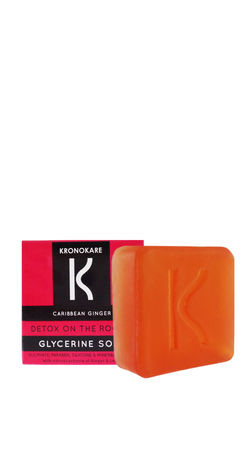 DETOX ON THE ROCKS - GLYCERINE SOAP - 50 GM